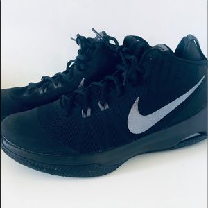 Nike Mens Black Tennis Shoes Size 8.5